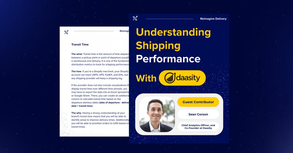 3 Distribution Metrics for Understanding Shipping Performance