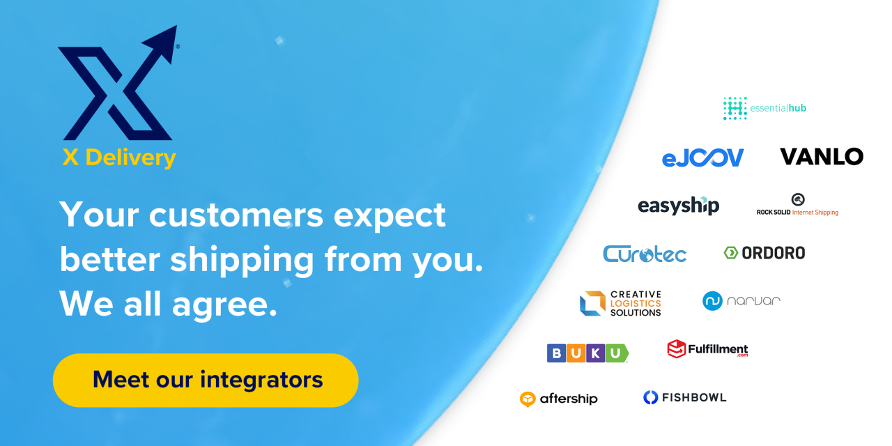 Every serious ecommerce brand is switching to X Delivery before the holidays